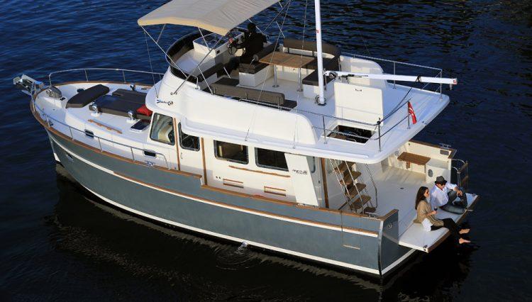 Rhéa 36 Trawler