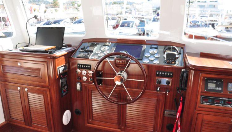 Rhéa 47 Trawler