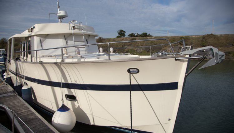 A vendre Trawler rhea trawler 43 sedan Prix :  285000