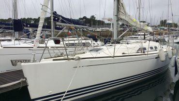 A vendre Quillard x yachts 37 Prix :  129000
