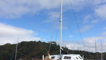 A vendre Multicoque catamaran de croisin re ln er Prix :  95000